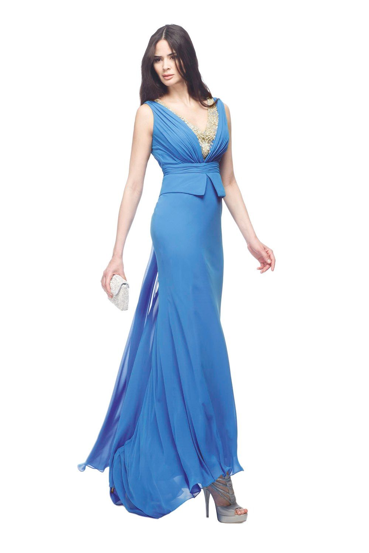 Вечернее платье C9611
