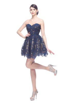 Вечернее платье C9649