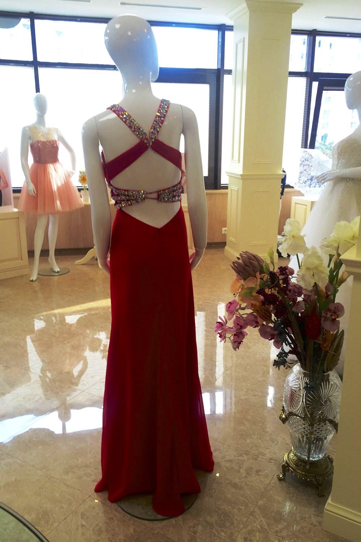 Вечернее платье Elina